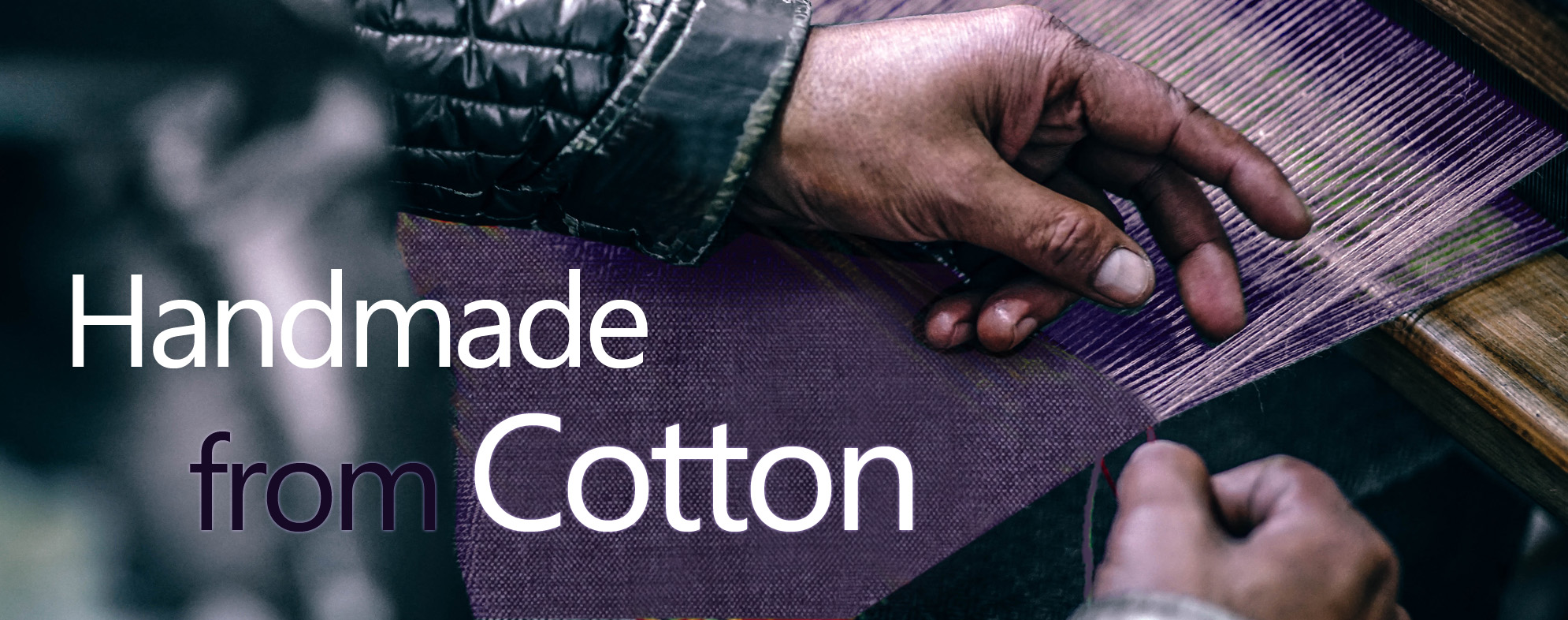 Handemade Cotton yoga mat