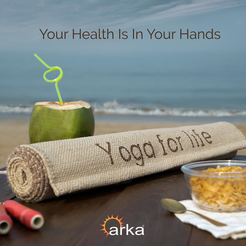 Premium Yoga Mat – Your Health Is In Your Hands