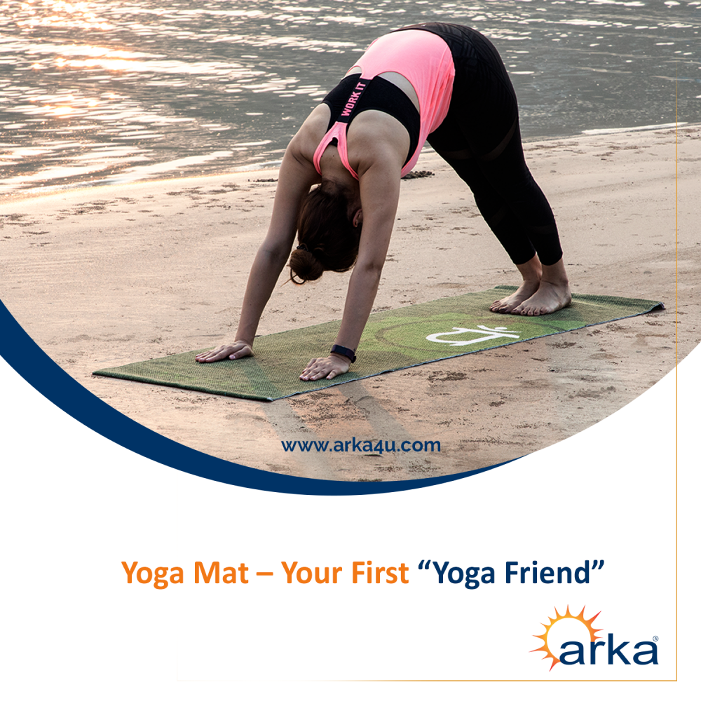 """Yoga Mat – Your First """"Yoga Friend"""""""